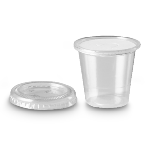 Trays, Cups and Lids